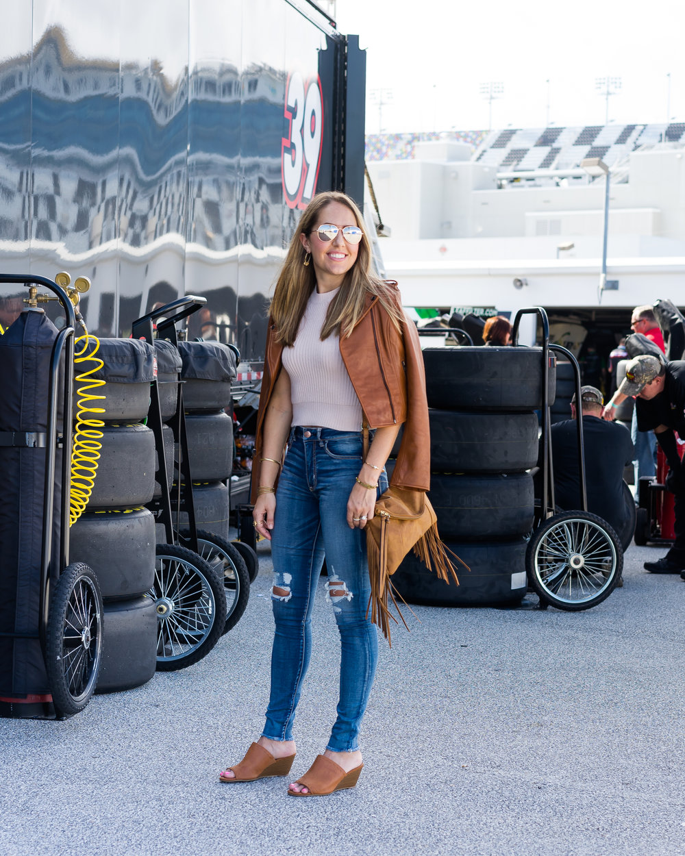 What to Wear to NASCAR