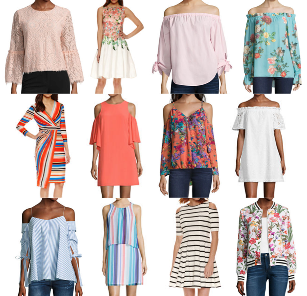 JCPenney new arrivals
