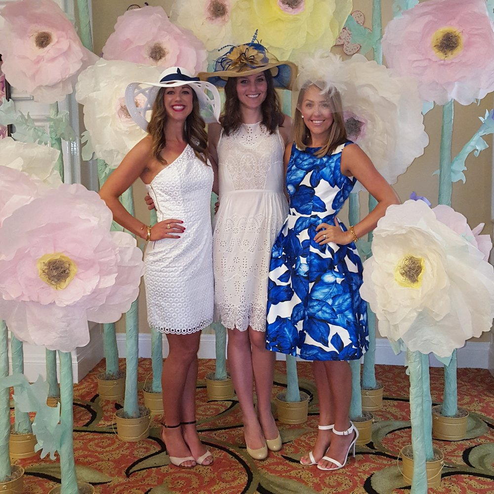 High Tea & Hats 2016