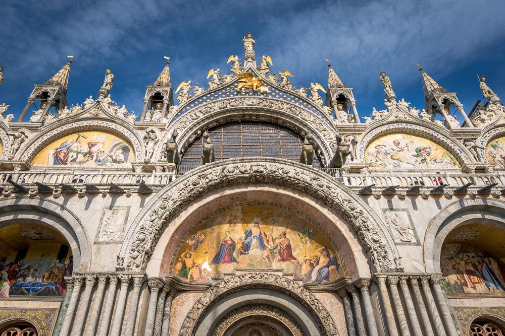 Venice, Italy Saint Marks Bascilica