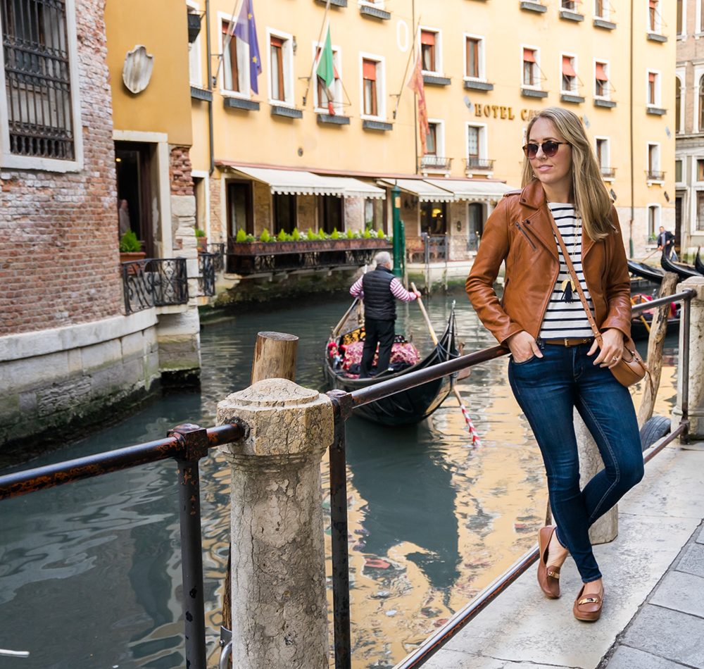 Venice, Italy outfit