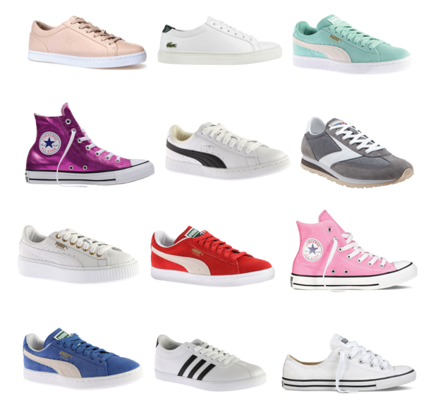 Sneakers from shoes.com