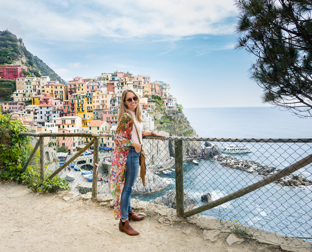 How To Pack + Italy Travel Guide