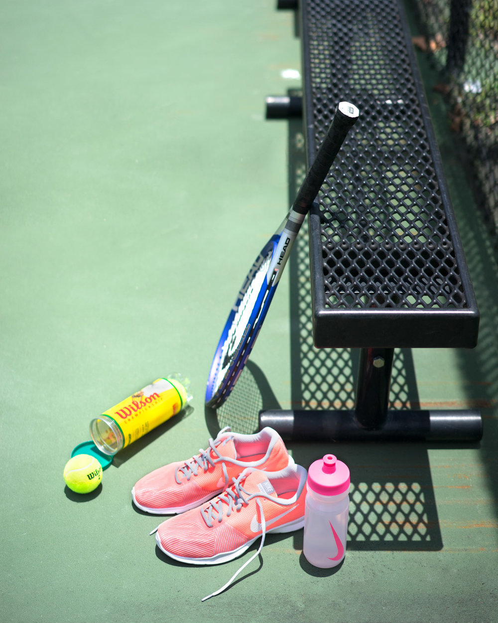 Tennis court essentials