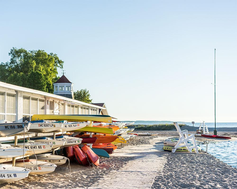 Bay View Lake Michigan