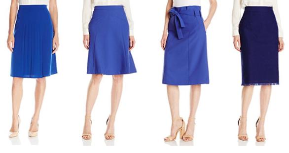 Lark & Ro skirts