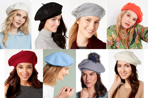 Berets on a budget