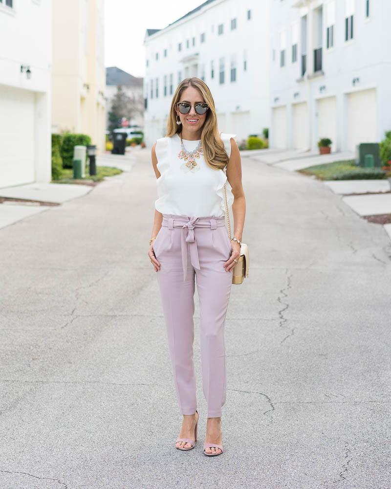 Pastel Express dress pants