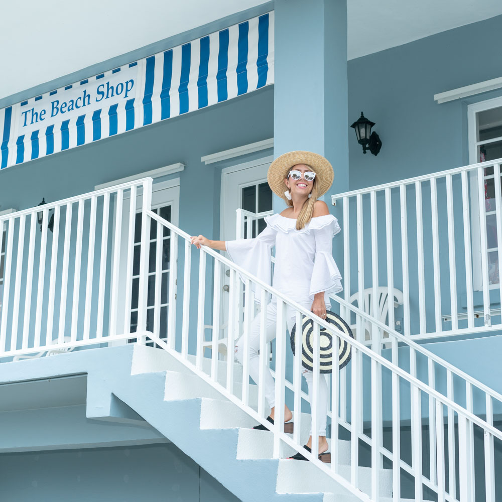 Vero Beach white outfit