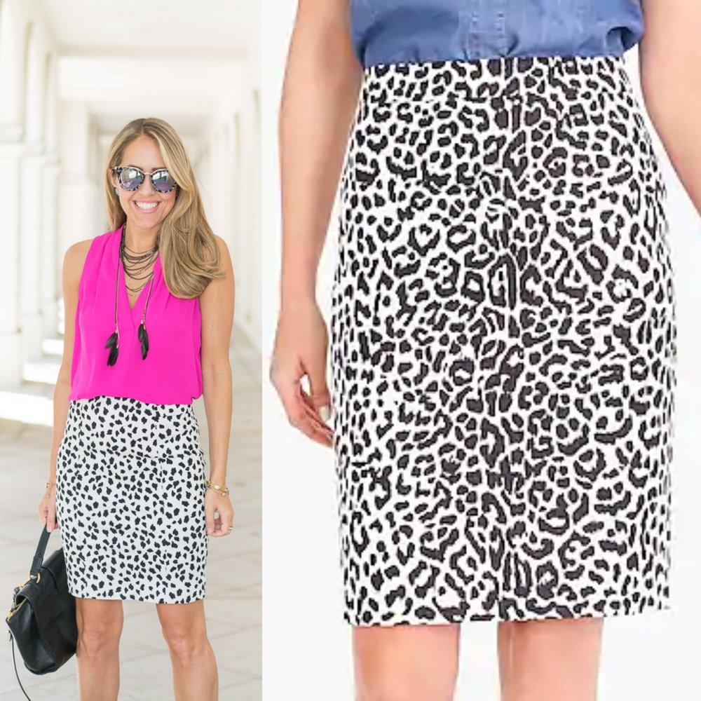 0bd31d839 Gray Pencil Skirt Casual Outfit | Saddha