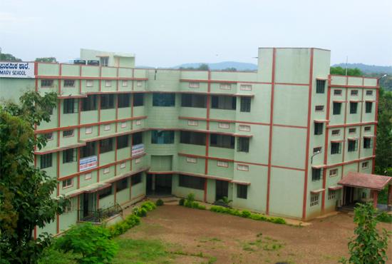 Loyola School Building - Mundgod