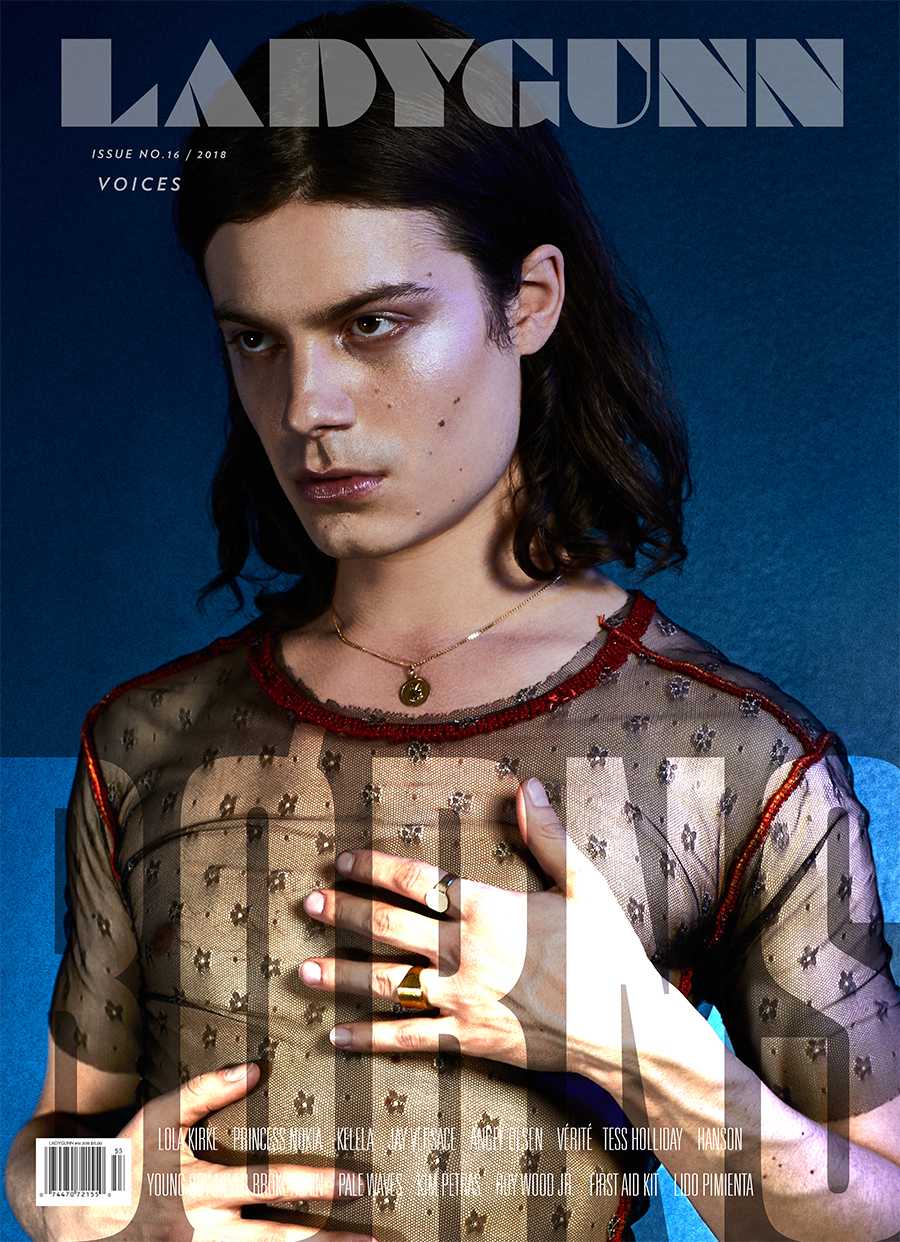 LADYGUNN-DIGITAL COVER OF ISSUE #16