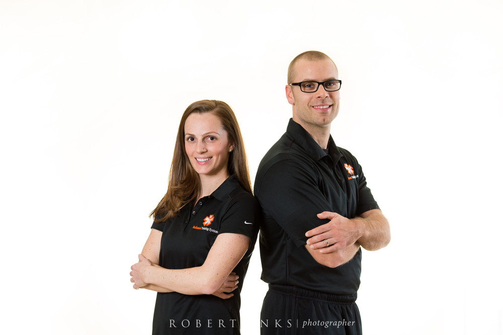 Sophie and Jason of DeHenzel Training Systems