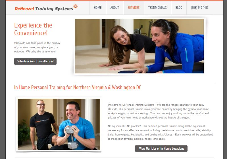 DeHenzel Training Systems