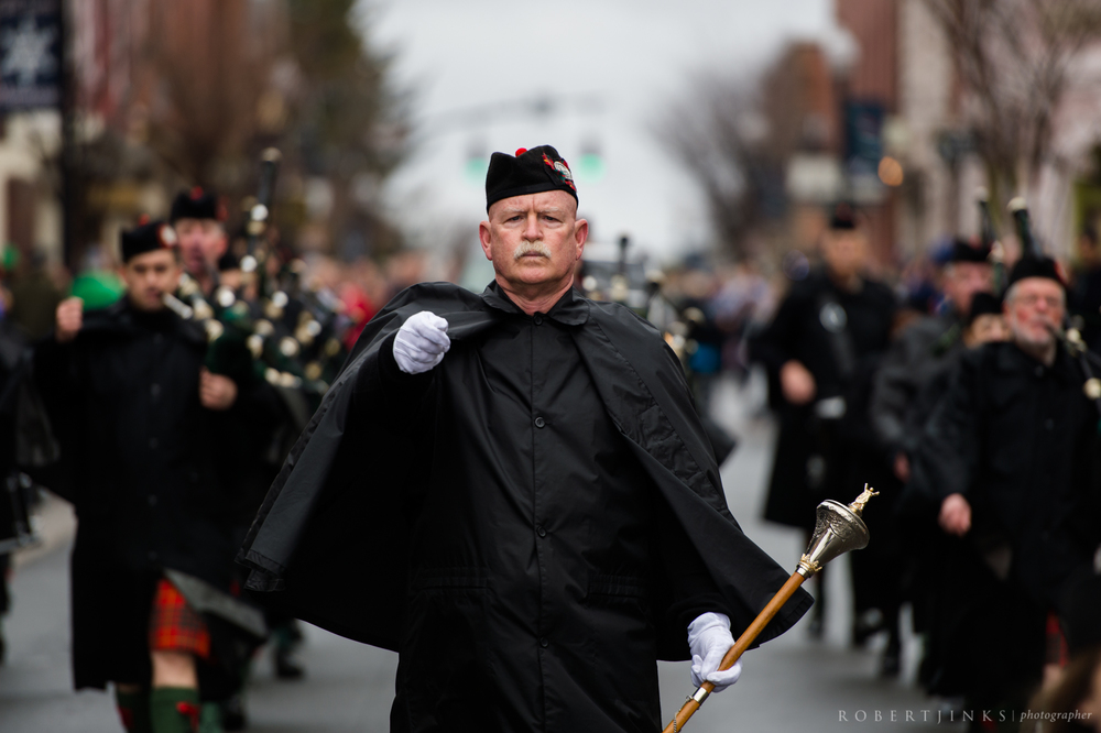 The 2015 Greater Manassas Saint Patrick's Day Parade