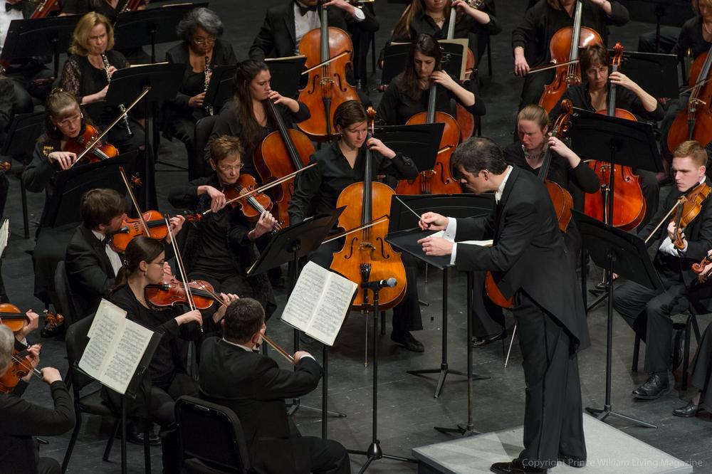 The Manassas Symphony Orchestra