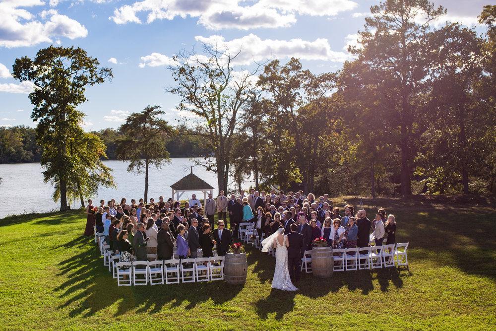 Wedding at Jubilee Farm