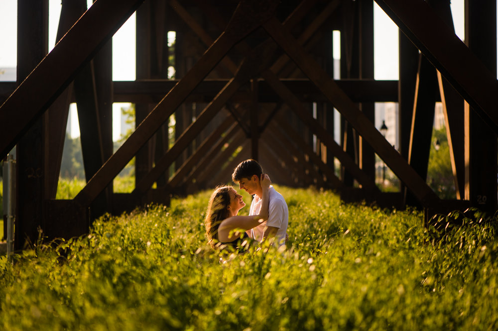 Richmond Engagement Session