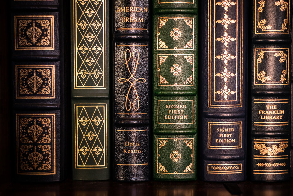 beautiful old books Manassas Virginia