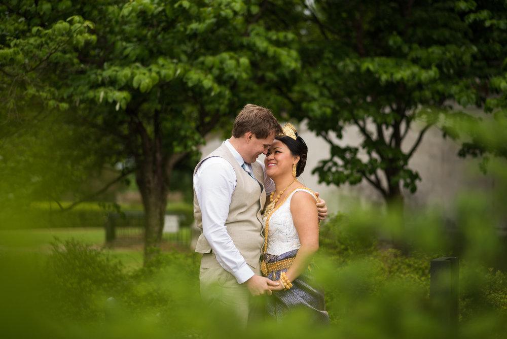 Washington DC Tidal Basin Wedding Photography