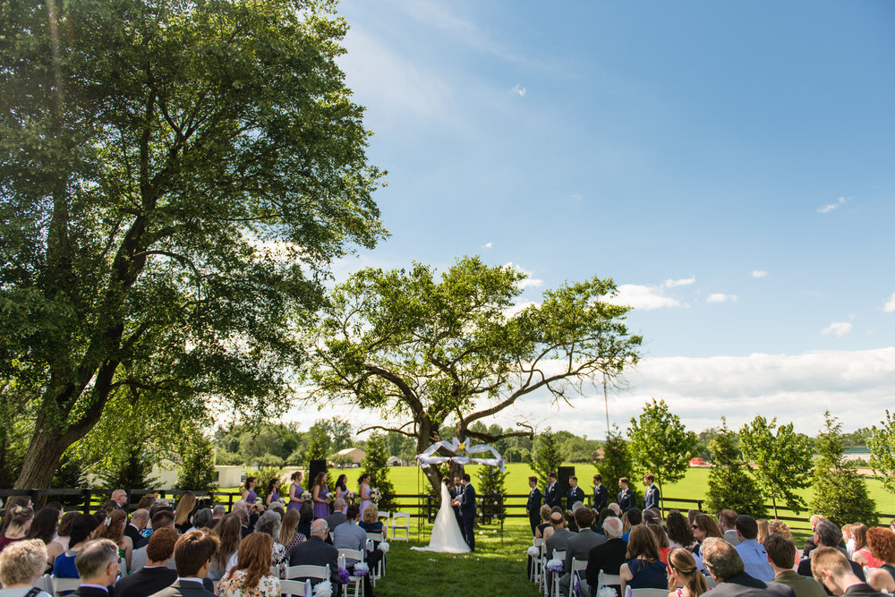 Wedding at the Inn at Vint Hill