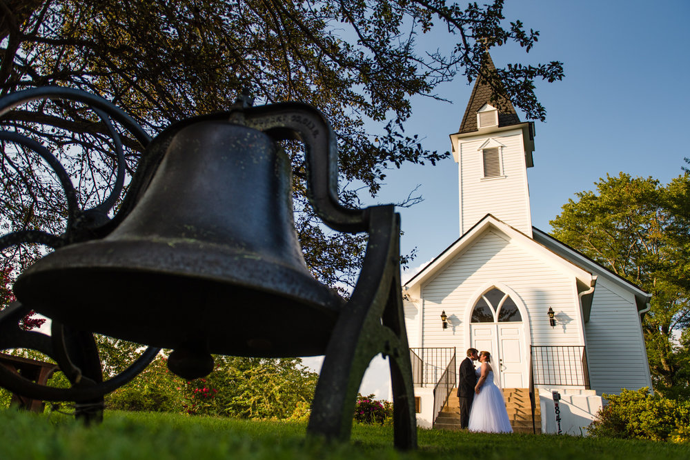 Wakefield Chapel Wedding