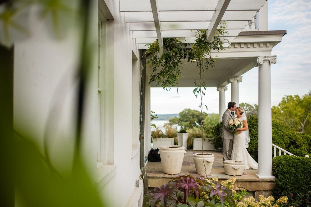 Alexandria VA River Farm Wedding