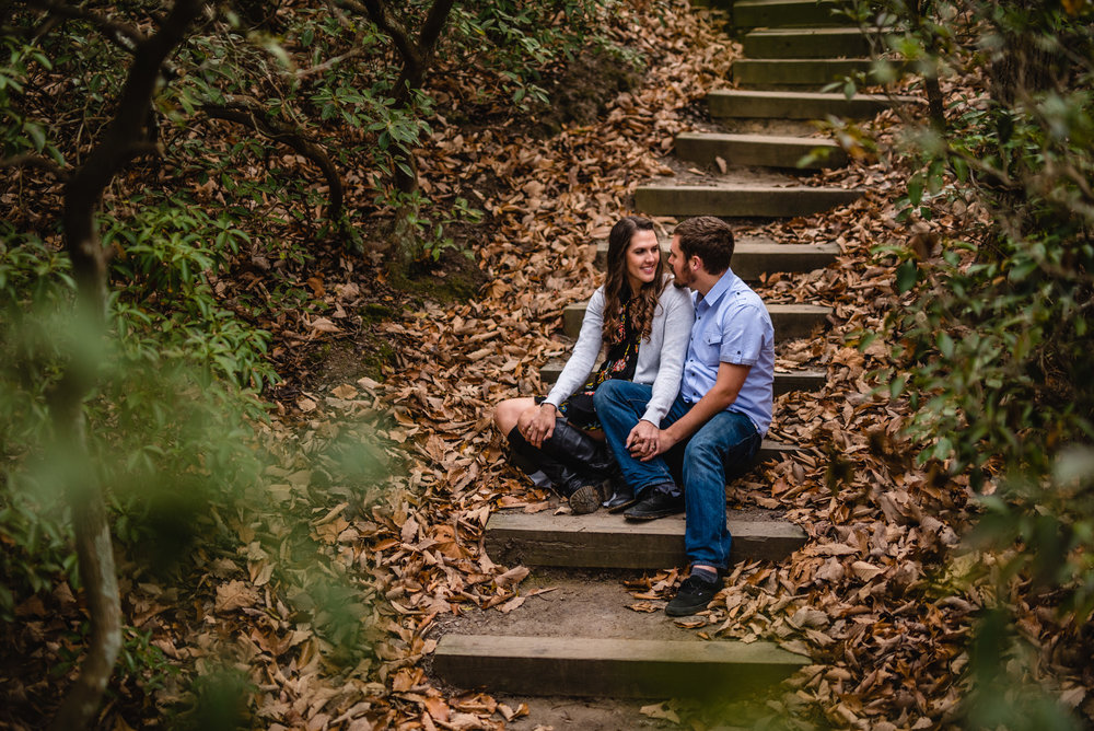 mason neck state park engagement session