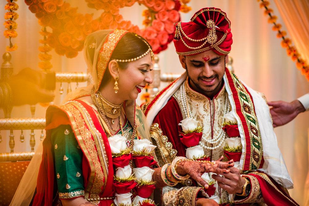 Virginia Indian Wedding Photographer