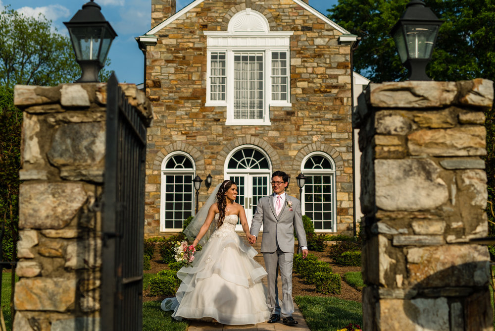 Evergreen Country Club Wedding