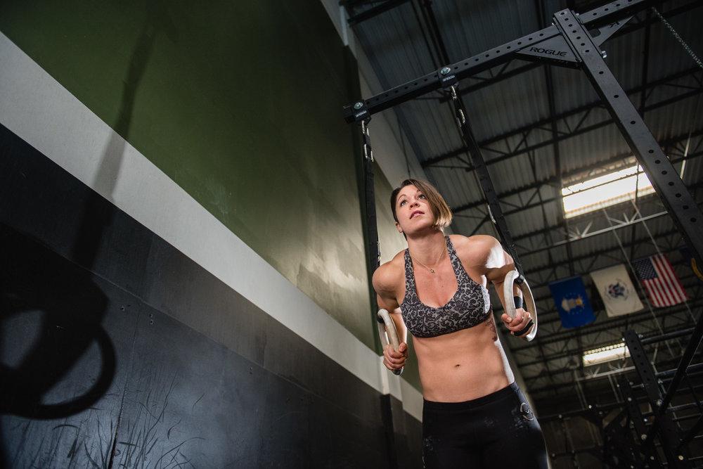 Katie Hanger | Crossfit Parable