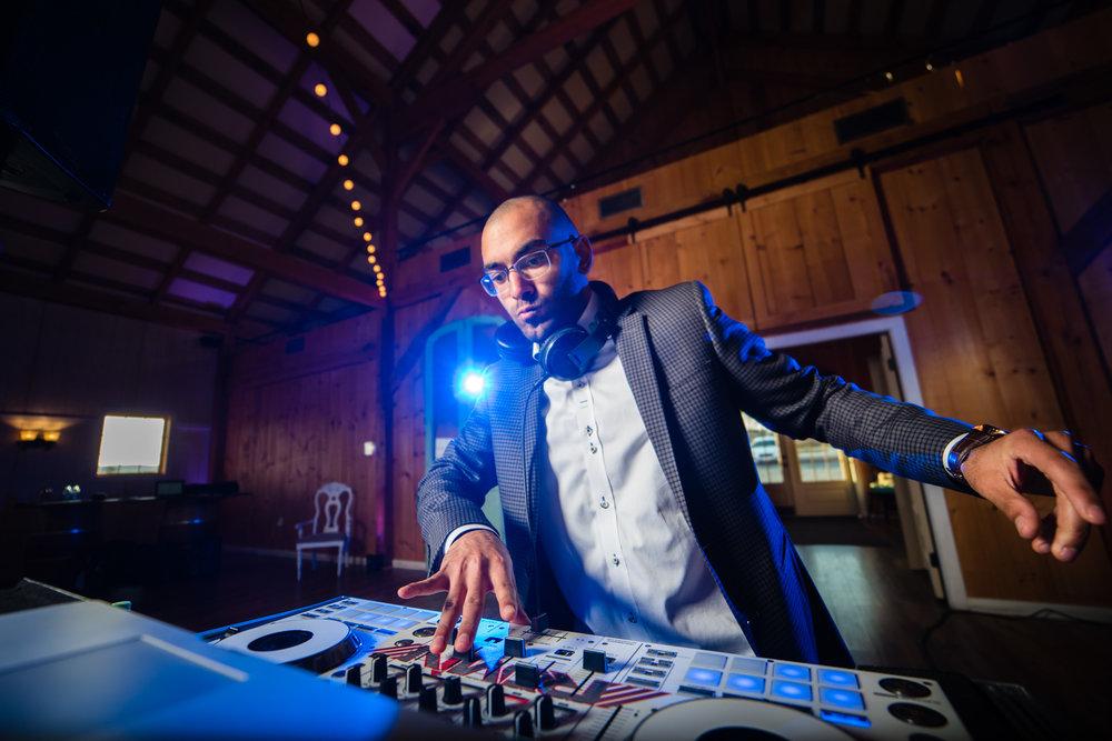 DJ Romin Zandi | Zandi Entertainment