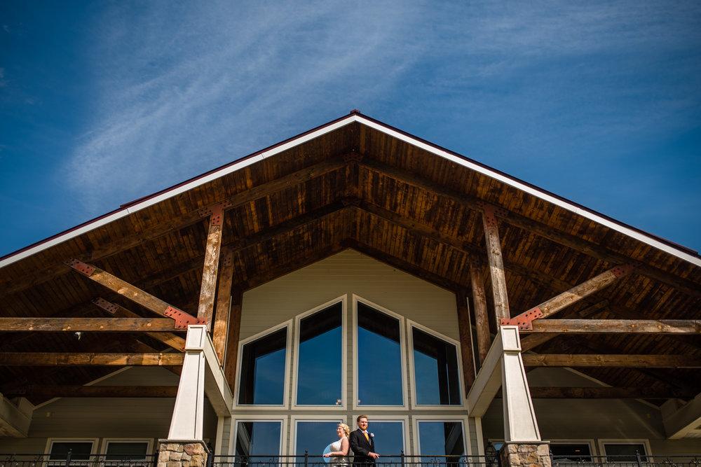 Wedding at Bull Run Golf Course