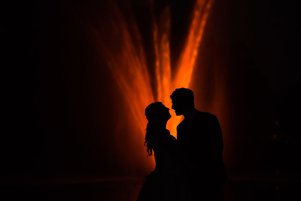 Wedding at Turf Valley Resort