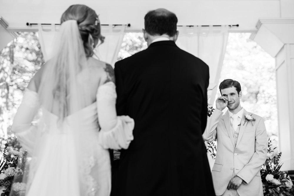 Wedding at Westfields Golf Club