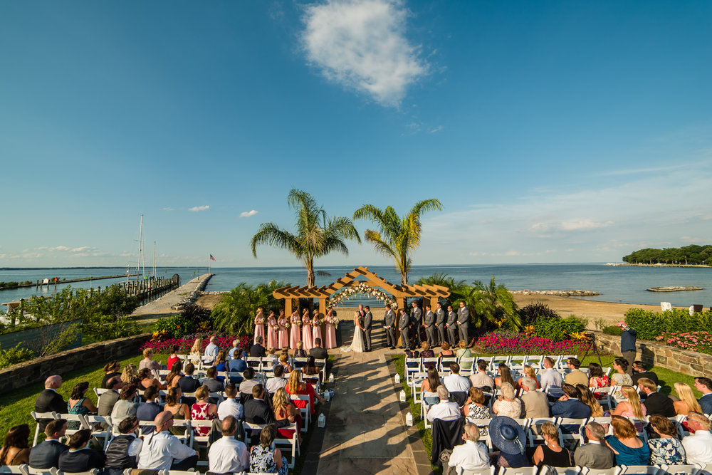 Wedding at Herrington By The Bay