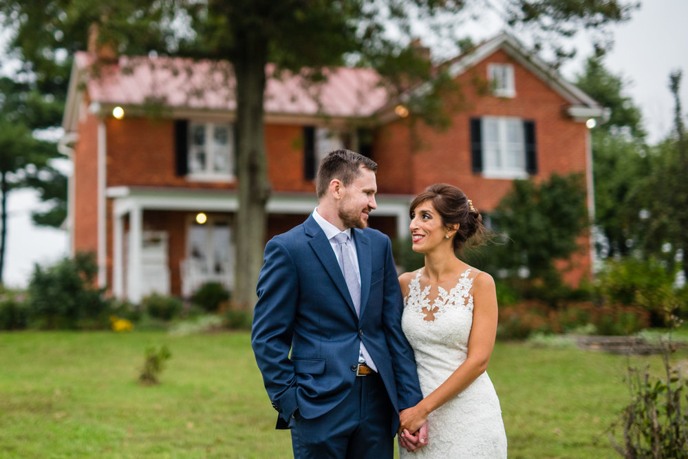 Wedding at East Lynn Farm