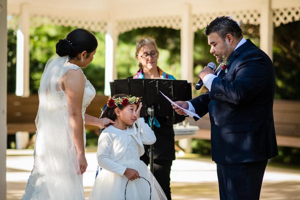 Wedding at Rock Hill Plantation