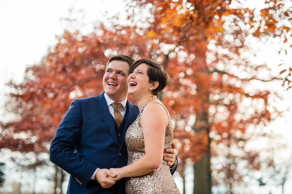Wedding at Josephine Butler Parks Center