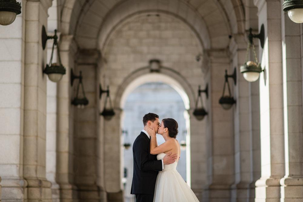 Wedding at Union Station