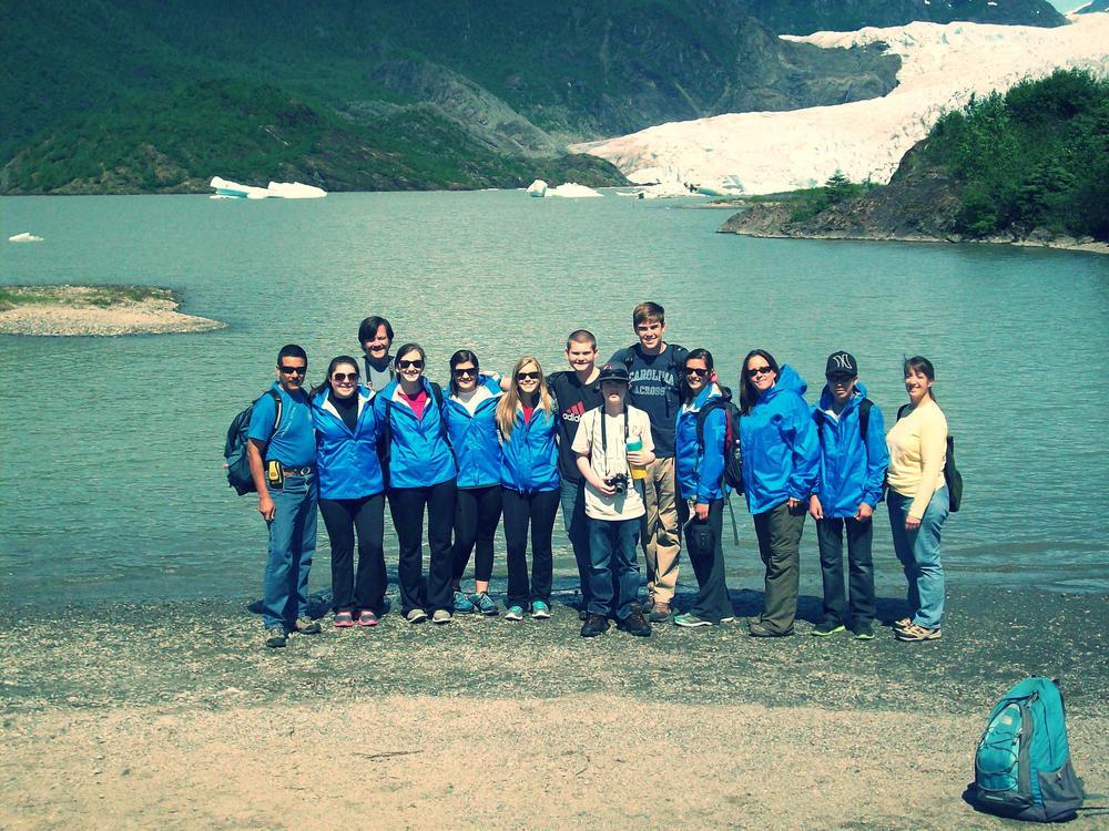 YAC Pilgrimage 2013