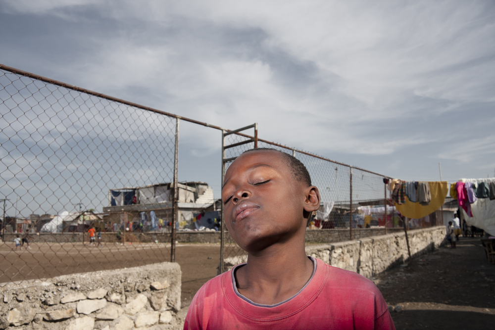 Even in good times, Haiti is an economic wreck, balancing precariously on the razor's edge of calamity.    											Eric Farnsworth