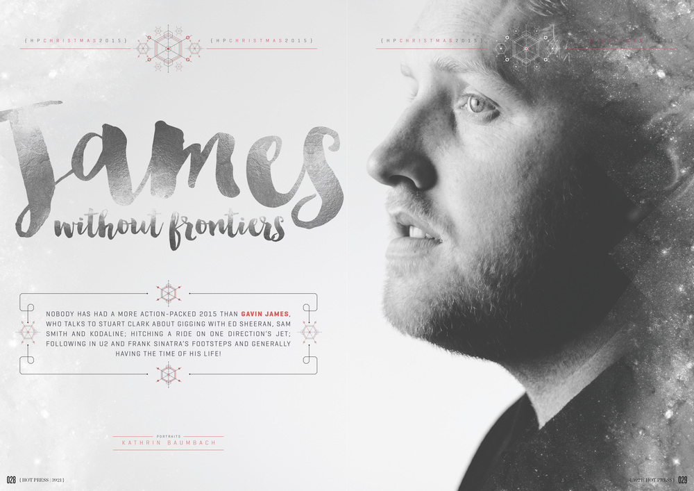 Gavin James - inside Cover issue.jpg