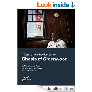 "Purchase Nikole's e-book, ""Ghosts of Greenwood: Dispatches From Freedom Summer"" as a Kindle single."