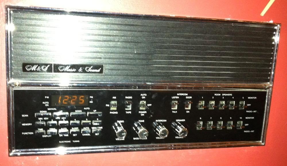 Adding Bluetooth The M Amp S N350 Home Intercom Music System