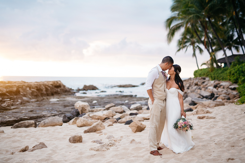 L+S // LANIKUHONUA WEDDING