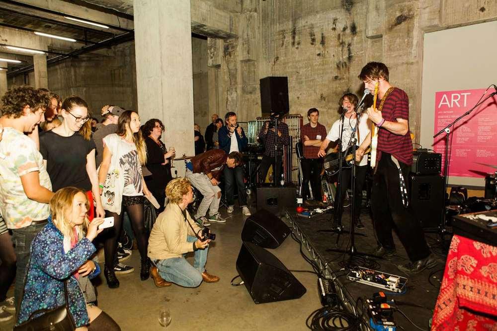 Palma Violets: Merge Festival / Tate Tanks 2012