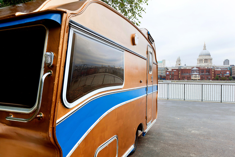 Gold caravan with St Pauls backgrnd image.jpg