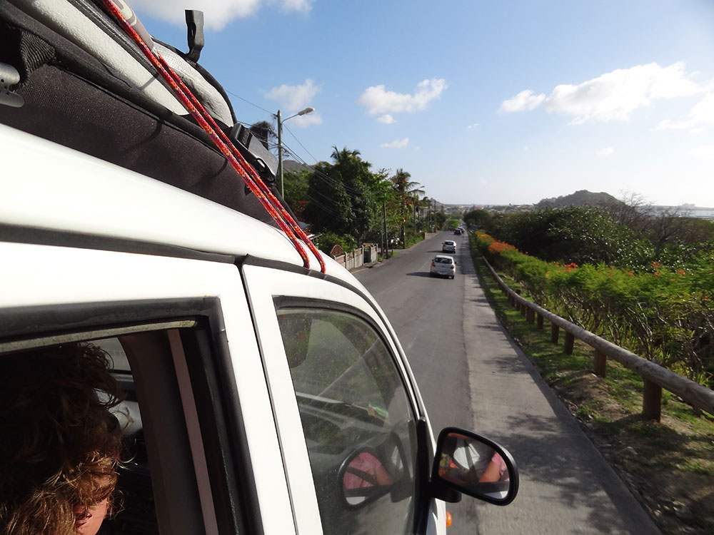 SXM ROAD TRIPPIN