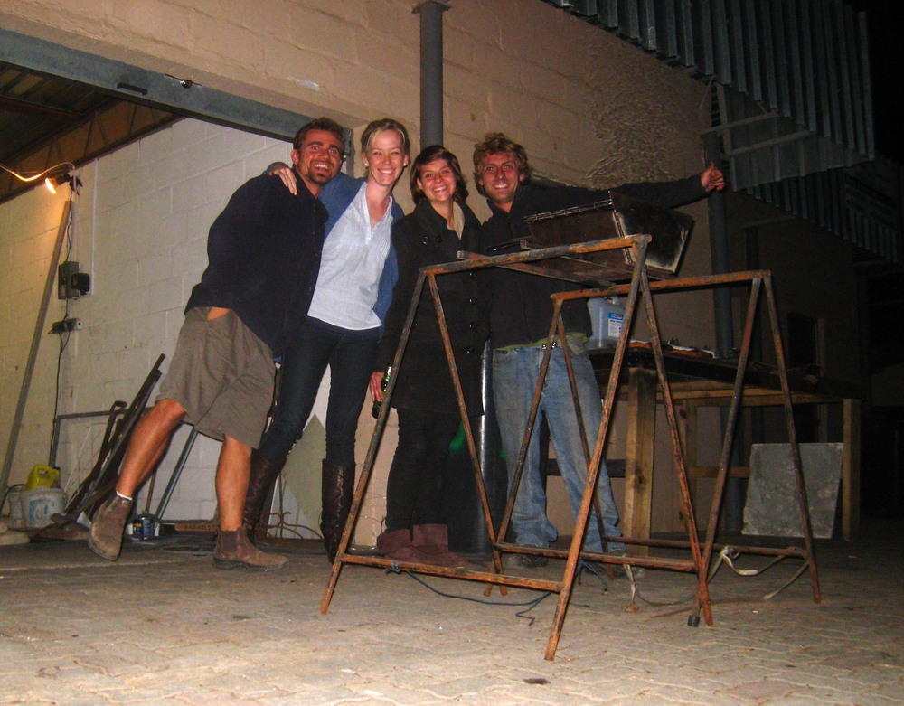 WORKSHOP BRAAI
